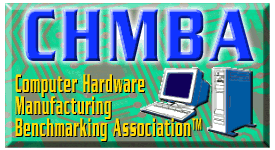 Computer Hardware Manufacturing Benchmarking Association logo